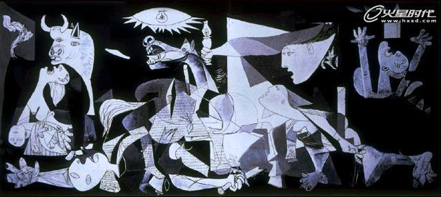 毕加索抽象画大师画 毕加索最贵的画 毕加索抽象画大师画