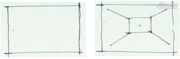 室内设计手绘快速表现流程