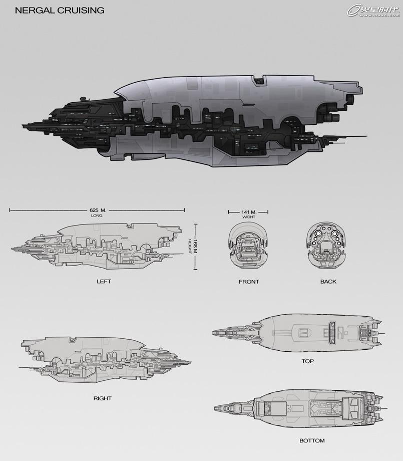 《eve》宇宙飞船设计大赛获奖作品欣赏