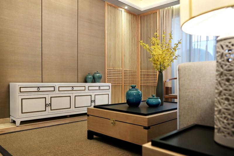 ksl惠州中洲湾上花园欧式别墅室内设计
