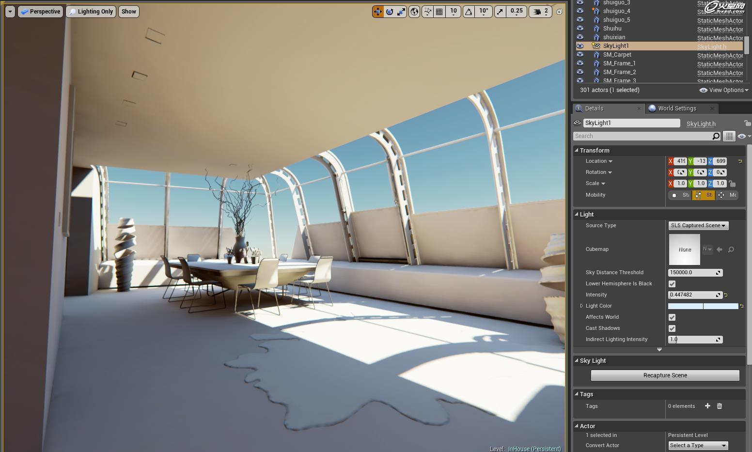 虚幻4引擎虚拟现实项目制作教程 UE4教程 第7张