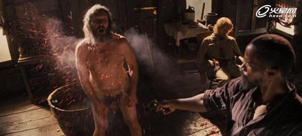 暴力裸露 姜戈 开播1分被叫停图片