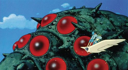 宫崎骏的初心 纪念《风之谷》上映30周年